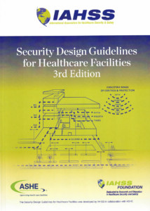 cover of IAHSS design guidelines book