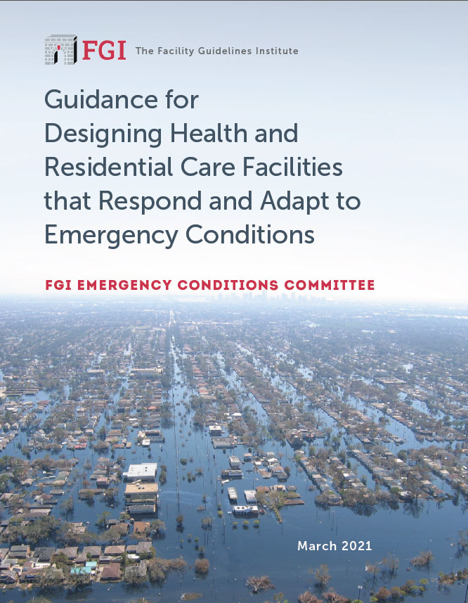 Guidance for Designing Health Facilities cover